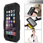 3in1 vandtæt/cykel holder/armband for iPhone 6&6s plus