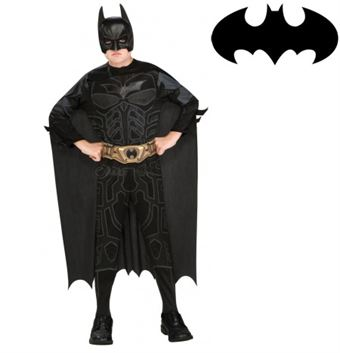 Image of   Dark Knight Rises Batman Kostume