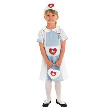 Image of   Sygeplejerske kostume