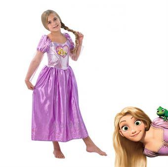 Image of   Rapunzel Kjole
