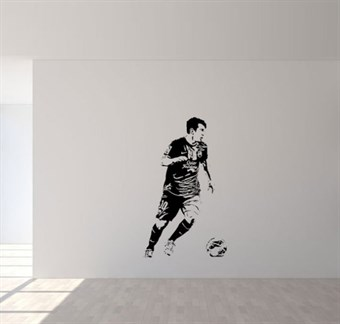 Image of   Wall stickers - Messi