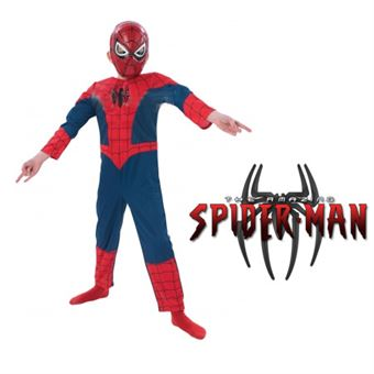 Image of   Deluxe Spiderman Kostume