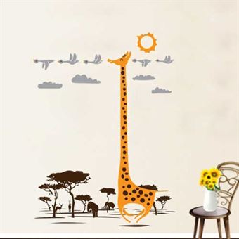 Image of   Wall Stickers - Giraf