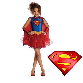 Billede af Supergirl Kostume
