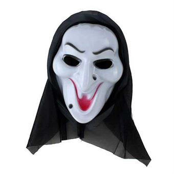 Image of   Evil witch mask