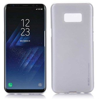 Image of   Goospery I Jelly Cover i TPU til Samsung Galaxy S8 - Hvid