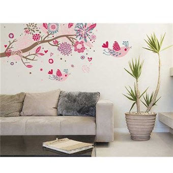 Image of   TipTop Wallstickers Charming Bohemian Dream Print