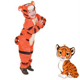 Image of   Tigerdyr Kostume