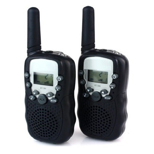 walkie talkie 2 5 km r kkevidde. Black Bedroom Furniture Sets. Home Design Ideas