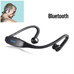 Bluetooth Sports Høretelefon (Sort)