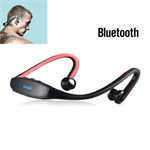 Bluetooth Sports Høretelefon (Rød)