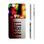 TipTop cover mobil (Coffee love)