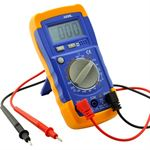 Digitalt multimeter / Multitester med 8 funktioner
