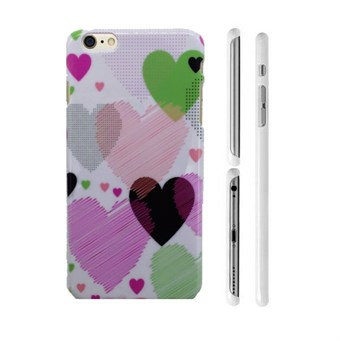 Image of   TipTop cover mobil (Heart design)