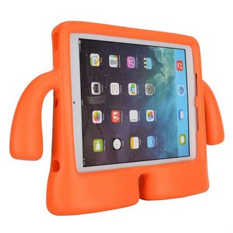 Image of   Shockproof 3D iBuy case iPad Air 1 / iPad Air 2 / iPad Pro 9.7 / iPad 9.7 - Orange