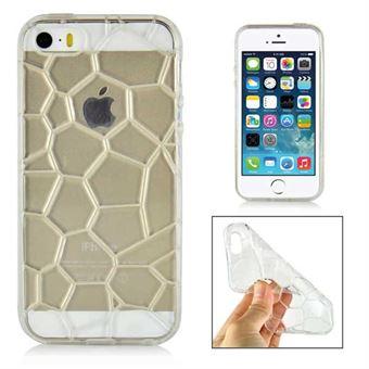 Image of   Honey cover til Iphone 5/5S/SE - Hvid