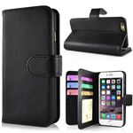 Ultimate Wallet Etui iPhone 6 / 6S - Sort