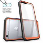 Crisp bumpercover til iPhone 6/6S - Orange