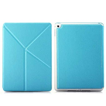 Image of   iPad Air 2 Smart cover 2.0 sideflip (blå)