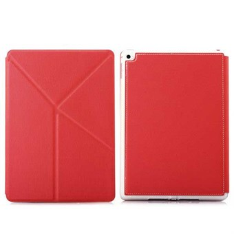 Image of   iPad Air 2 Smart cover 2.0 sideflip (rød)