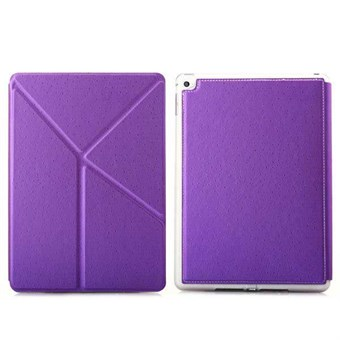 Image of   iPad Air 2 Smart cover 2.0 sideflip (lilla)