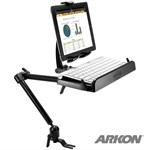 American Arkon® Combo 2in1 Bil Laptop Holder