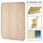 Slim Fold Cover til iPad Mini 1/2/3 - Guld
