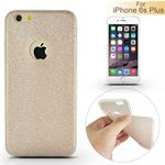 Glittery Cover til iPhone 6 Plus / 6S Plus - Guld