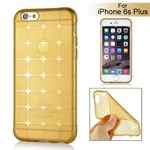 Cube bling silikone cover iPhone 6 Plus / 6S Plus (guld)