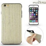 Wood Wood cover til iPhone 6 Plus / 6S Plus - Bamboo