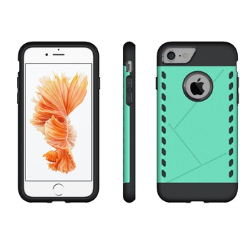 Image of   Eksklusive silikone/plastik cover til iPhone 7 / iPhone 8 - Mint