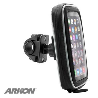 """Image of   American Arkon ® Vandtæt bike mount & taske til 5,5 """"smarpthones"""
