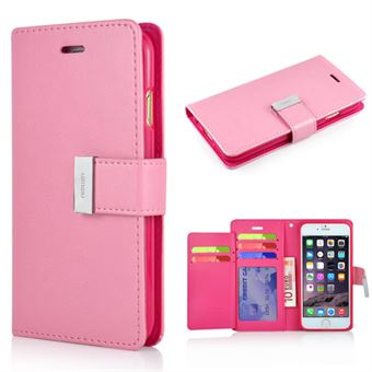 Image of   Empire Wallet Etui til iPhone 6 / 6S - Pink