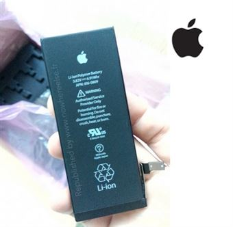 Original Apple Li-ion Batteri til iPhone 6
