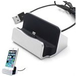 iPhone 5 Dock stationer
