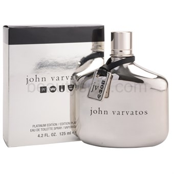 Image of   John Varvatos Platinum by John Varvatos - Eau De Toilette Spray 125ml - til mænd