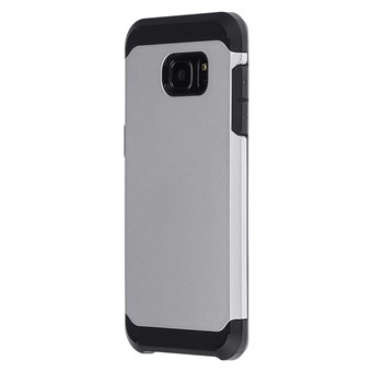 Image of   Hard case silicone/plastik Samsung Galaxy S7 Edge chrome