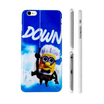 Image of   TipTop cover mobil (Down Minion)