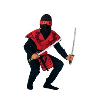 Image of   Rød Ninja