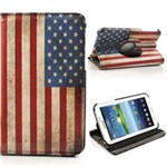 USA 360 Roterende Cover - Tab 3 7.0