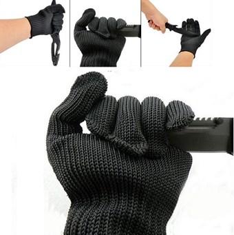 Image of   Safety first, knivsikre handsker - Mænd