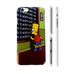 TipTop cover mobil (Bart simpson)