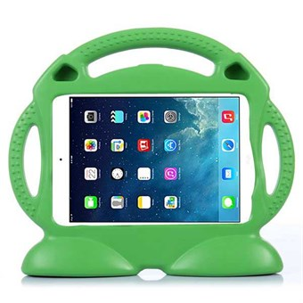Image of   Shockproof smiley face iPad Air 1 (grøn)