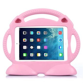 Image of   Shockproof smiley face iPad Air 1 (pink)