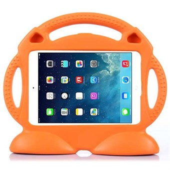 Image of   Shockproof smiley face iPad Air 1 (orange)