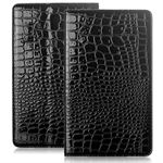 Crocodile Luxe Case - Tab S 8.4 (sort)