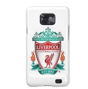 Image of   Fodbold cover Galaxy s2 - Liverpool