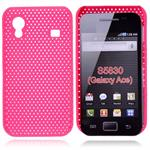 Samsung Galaxy Ace Net Cover (Hot-Pink)