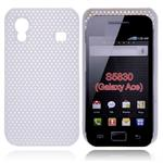 Samsung Galaxy Ace Net Cover (Hvid)