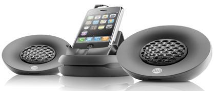 iPhone 3G / 3GS højtalere - Gode trådløse højttalere